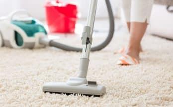nettoyer un tapis blanc
