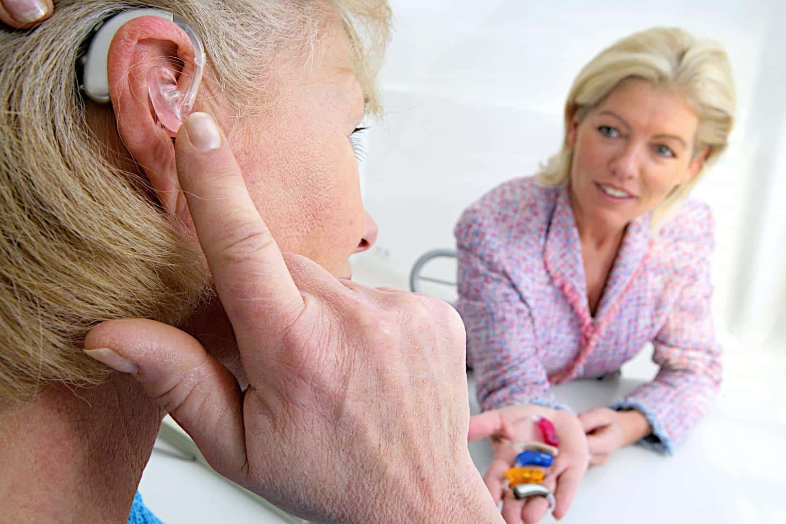 Signes pour consulter un audioprothésiste