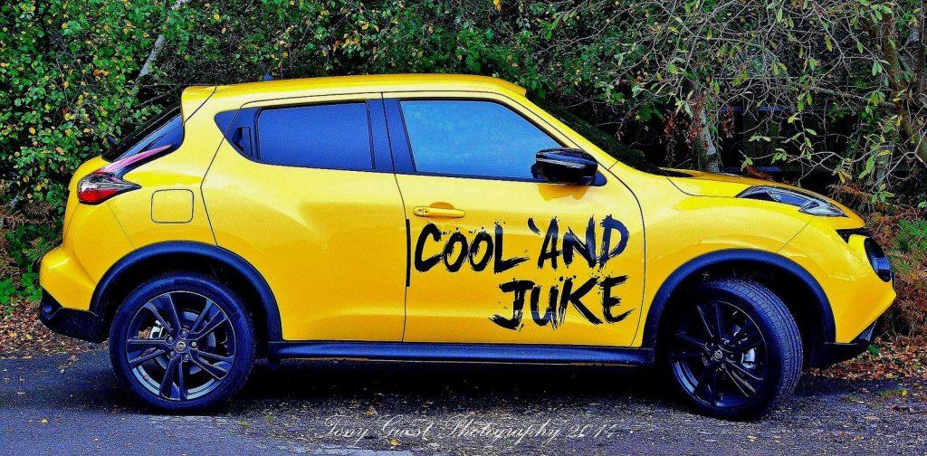 Nissan Juke spécial