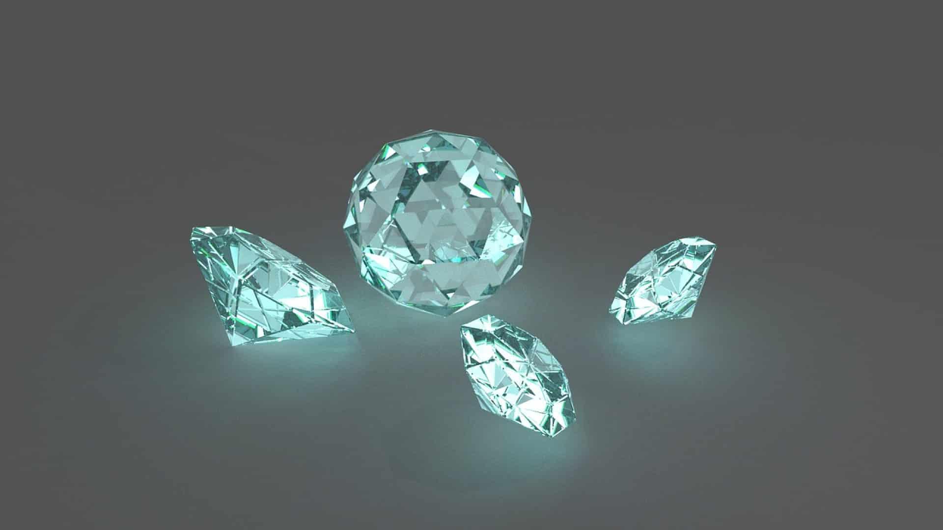 Comment est évalué un diamant avant la vente entre particulier et professionnel ?